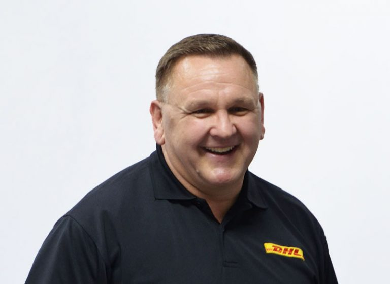 Charles Brewer, the eCommerce DHL Chief Executive Officer