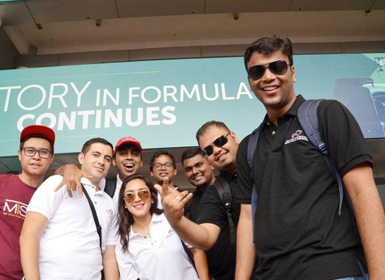 Formula One Grand Prix Sepang