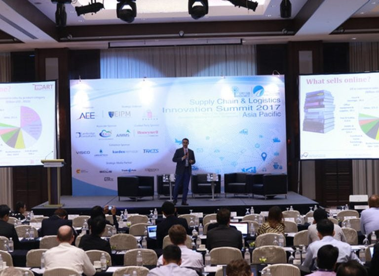 Supply Chain and Logistics Innovation Forum in Singapore