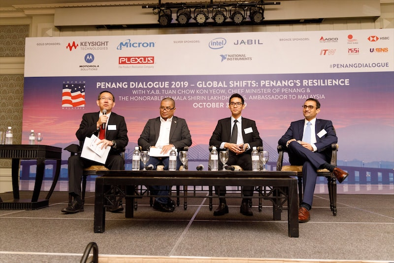 Global Shifts: Penang's Resilience