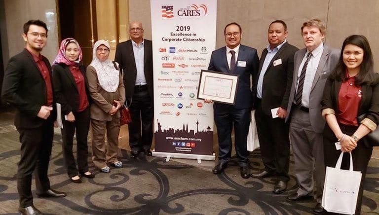 AMCHAM Cares (CSR) awards