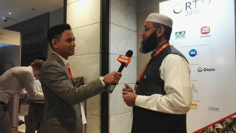 Dr Asad interview with Astro