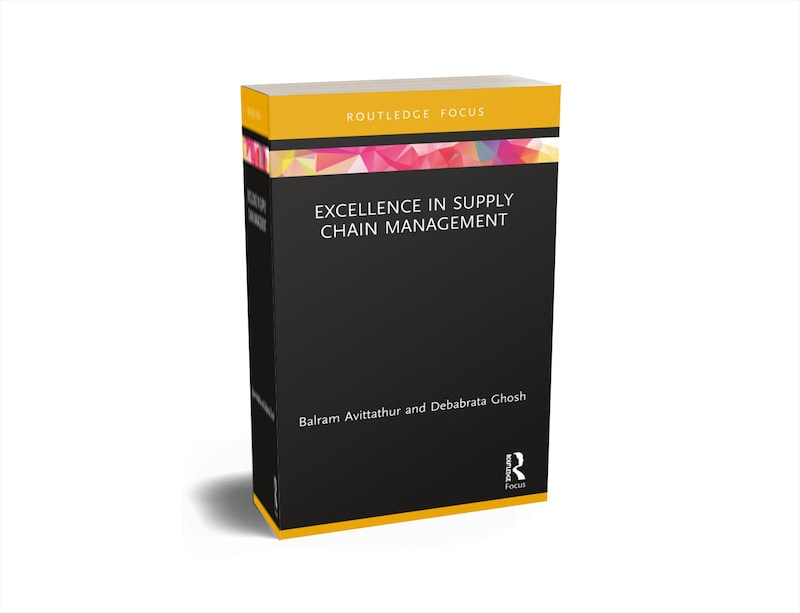 Excellence in Supply Chain Management Book
