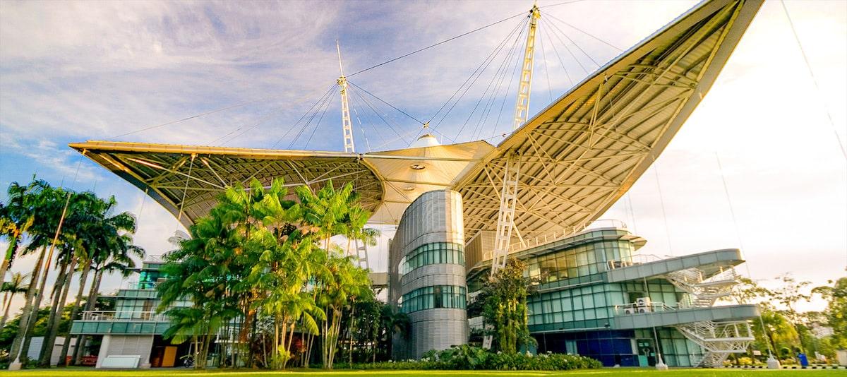 MISI building